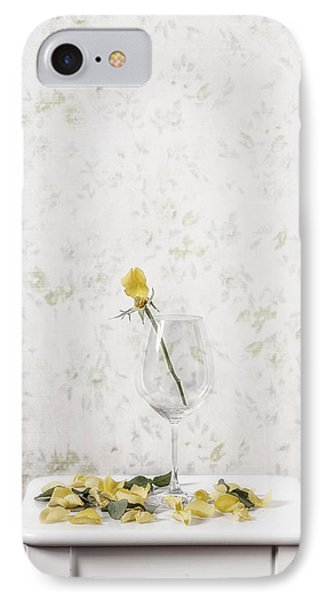 Lost Petals IPhone Case by Joana Kruse