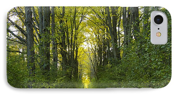 Lost Road IPhone Case