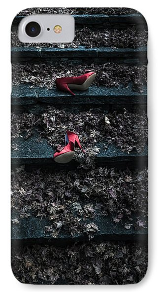 Lost Shoes Phone Case by Joana Kruse