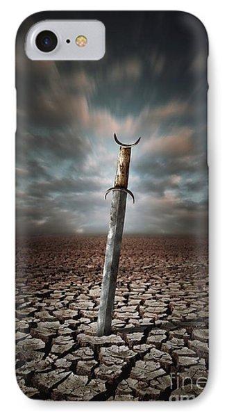 Lost Sword Phone Case by Carlos Caetano