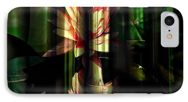 Lotus Bamboo  IPhone Case