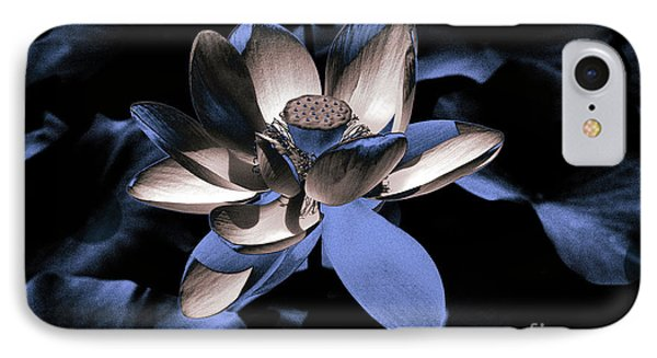 Lotus By Night IPhone Case