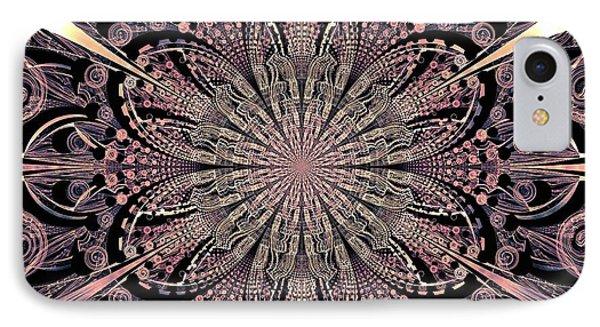 Lotus Gates Phone Case by Anastasiya Malakhova