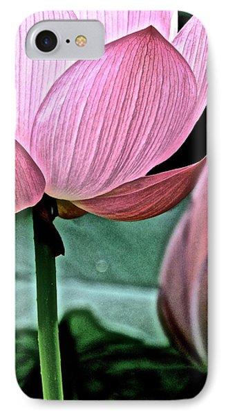 Lotus Heaven - 129 IPhone Case