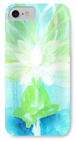 Lotus Petals Awakening Spirit Phone Case by Ashleigh Dyan Bayer