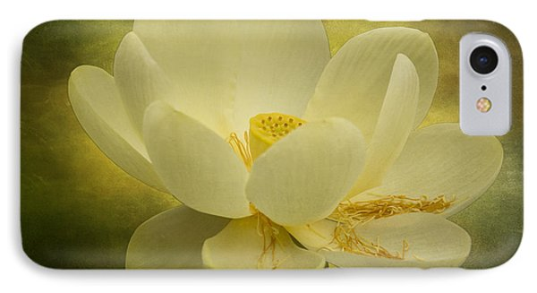 IPhone Case featuring the photograph Lotus by Vicki DeVico