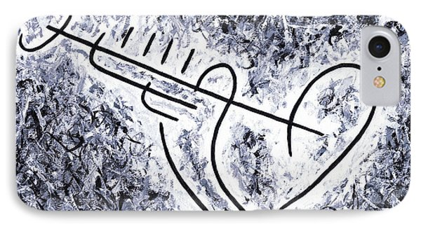 Louis Armstrong IPhone Case by Kamil Swiatek