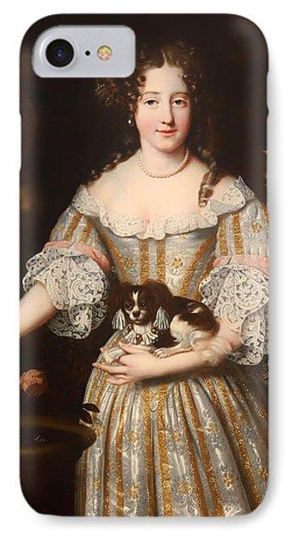 Louis De Keroulle - Duchess Of Portsmouth IPhone Case