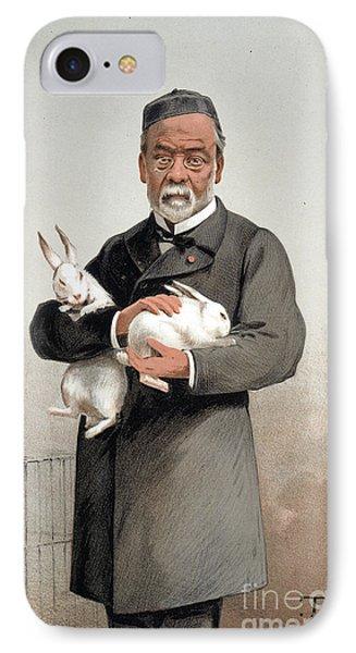 Louis Pasteur Phone Case by Granger