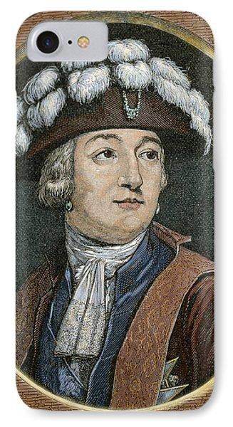 Louis Philippe Joseph Orleans, Duke IPhone Case