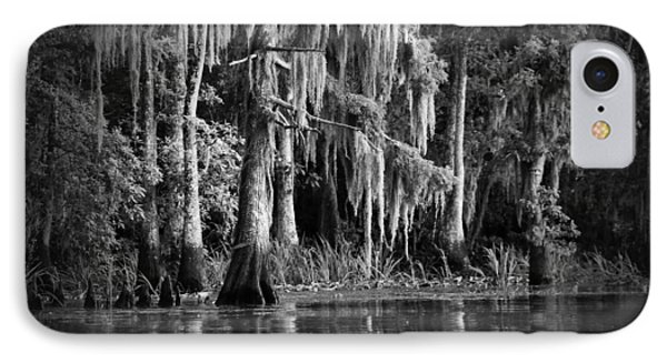 Louisiana Bayou Phone Case by Mountain Dreams