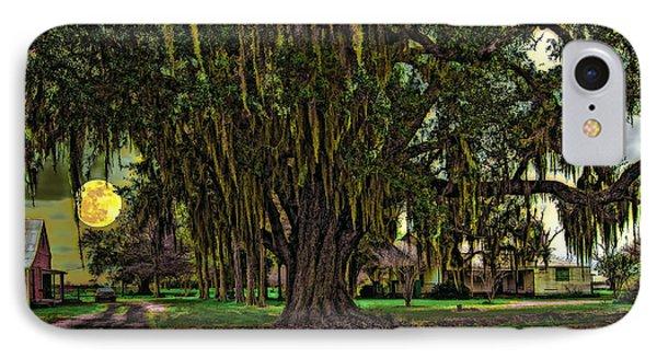 Louisiana Moon Rising Phone Case by Steve Harrington