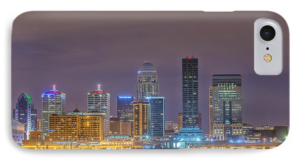 Louisville Skyline 3 Dsc1984 IPhone Case by David Haskett
