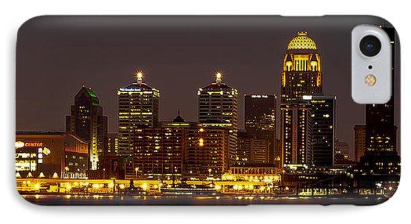 Louisville Skyline IPhone Case