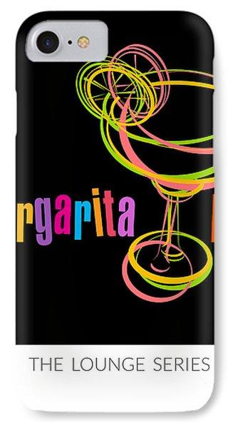 Lounge Series - Margarita Me IPhone Case