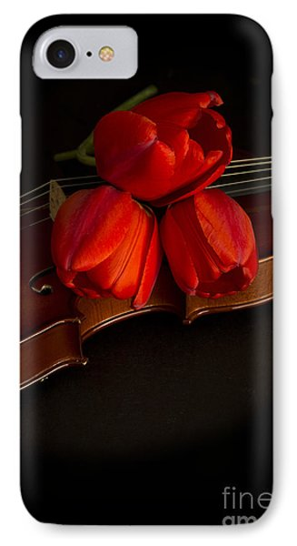 Love And Romance Phone Case by Edward Fielding