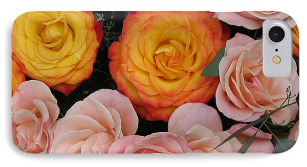 IPhone Case featuring the photograph Love Bouquet by HEVi FineArt