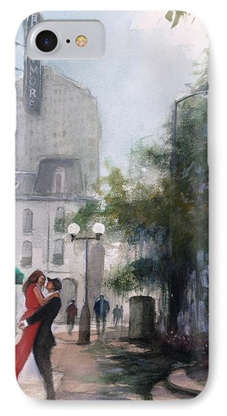 Love By The Biltmore IPhone Case by Gregory DeGroat
