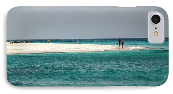 Love In Aruba IPhone Case by Living Color Photography Lorraine Lynch