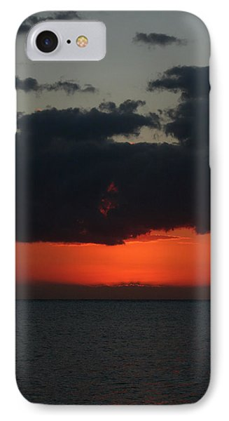 Love Is A Burning Thing Phone Case by Laurie Search