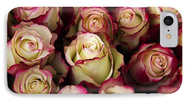 Love Is A Rose IIi IPhone Case by Al Bourassa