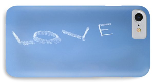 IPhone Case featuring the photograph Love Is In The Air by Jodi Terracina