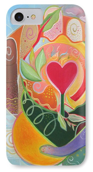 Love Is Love Phone Case by Helena Tiainen