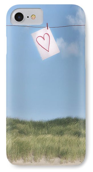 Love Letter From Cloud 9 IPhone Case by Joana Kruse