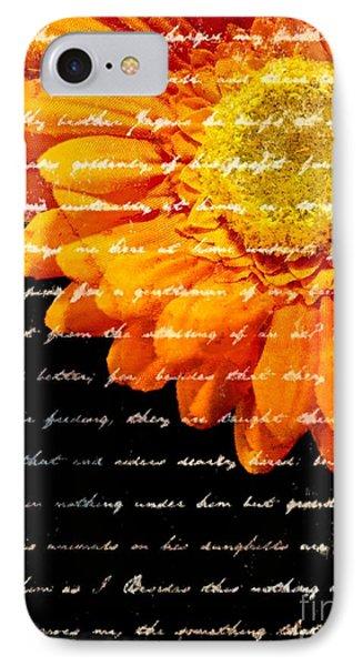 Love Letters Phone Case by Edward Fielding