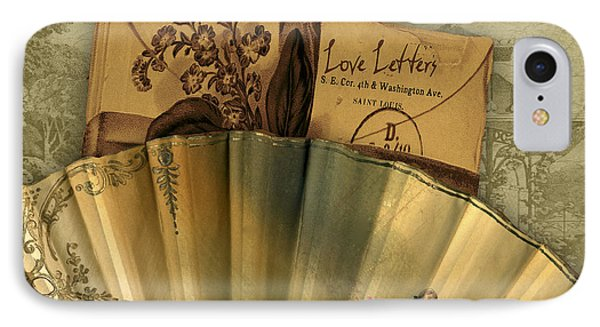 Love Letters Phone Case by Sarah Vernon