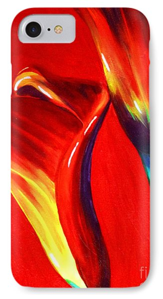 Love Lilies IPhone Case by Jackie Carpenter