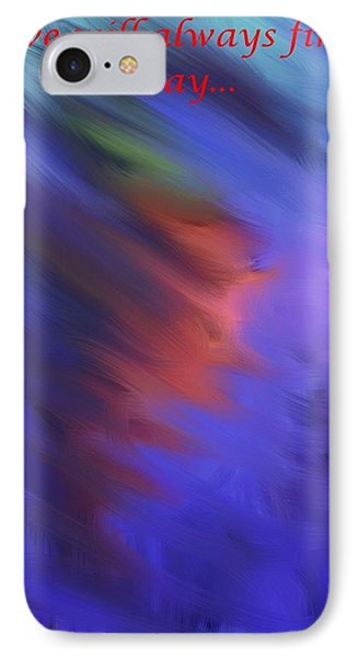 Love IPhone Case by Marian Palucci-Lonzetta