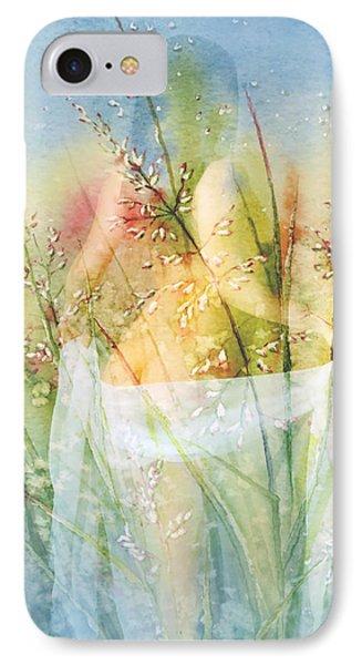Love Me In The Misty Dawn IPhone Case by Georgiana Romanovna