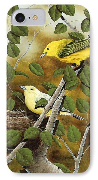 Love Nest IPhone Case by Rick Bainbridge