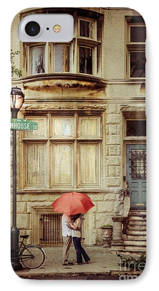 Love On The Square IPhone Case