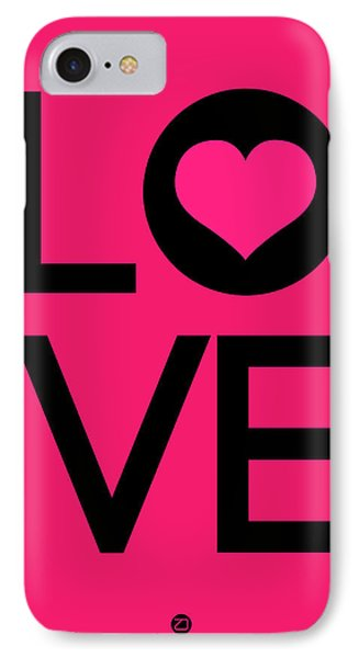 Love Poster 5 IPhone Case