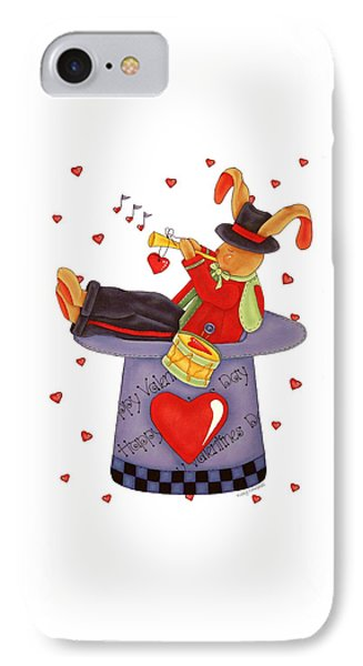 Love Somebunny IPhone Case by Tracy Campbell