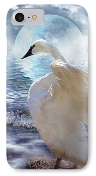 Love Swept IPhone Case by Carol Cavalaris