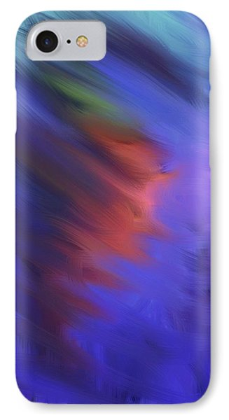 Love Will Find A Way IPhone Case by Marian Palucci-Lonzetta