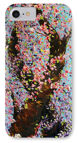 IPhone Case featuring the painting Love Wound by Meaghan Troup