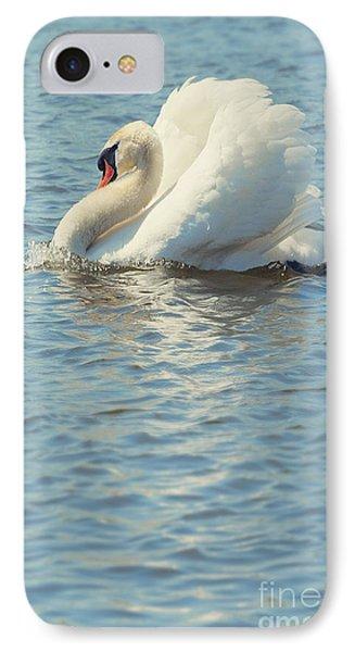 Lovely Bird Phone Case by Svetlana Sewell