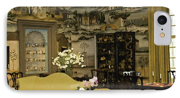 Lovely Room At Winterthur Gardens Phone Case by Trish Tritz