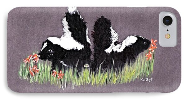 Lovely Scent IPhone Case by Catherine Swerediuk
