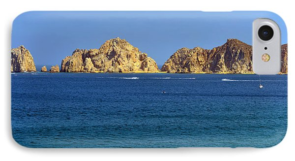 IPhone Case featuring the photograph Lovers Beach Cabo by Christine Till