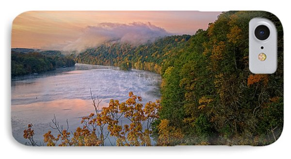 Lovers Leap Sunrise IPhone Case by Bill Wakeley