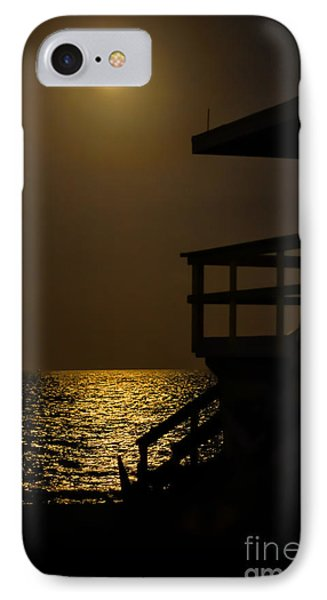 Lovers Moon Phone Case by Rene Triay Photography