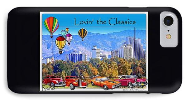 Lovin The Classics IPhone Case by Bobbee Rickard