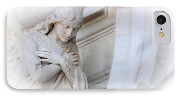 Loving Angel Phone Case by Kathleen Struckle