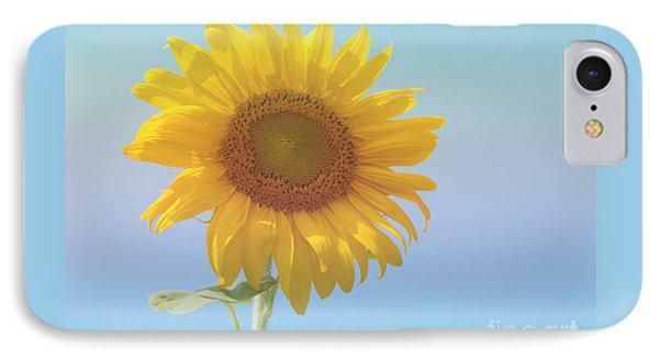 Loving The Sun Phone Case by Ann Horn