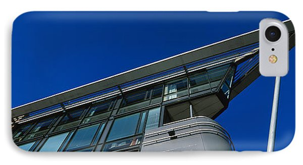 Low Angle View Of A Building, Aker IPhone Case
